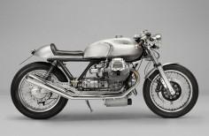 Cafe Racer Pasión — Moto Guzzi Le Mans Cafe Racer by Kaffe Maschine |...