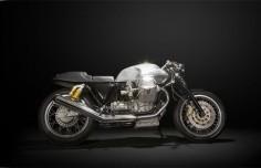 Cafe Racer Pasión — Moto Guzzi Le Mans III Cafe Racer by Urban Motor |...