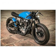 caferacer / motorcycle