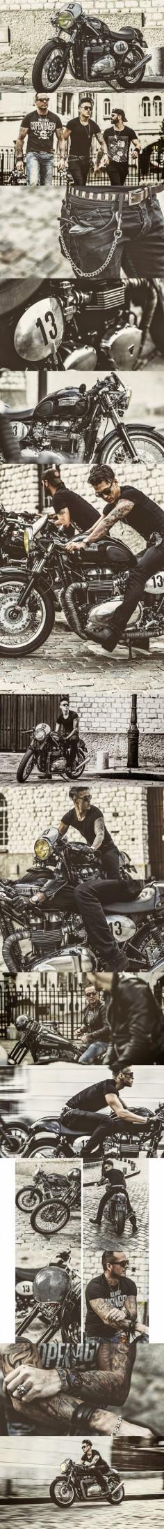 #caferacer #motorcycles #motos |