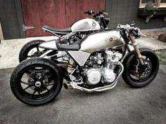 #caferacer #motos #motorcycles |