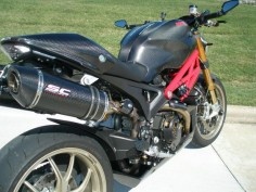 Carbon fiber 1100S.