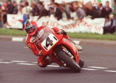 carl fogarty - ducati 888 nw200