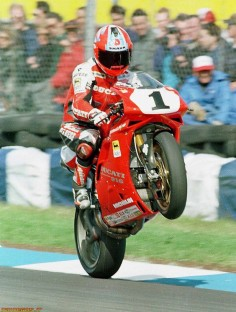 carl fogarty - ducati 916-1995