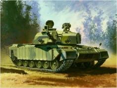 Challenger 2 MBT