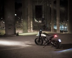 Check out more pics of the Urban Enduro Ducati Scrambler!