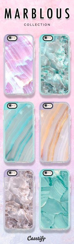 Check out our new Marblous collection!  | @Casetify