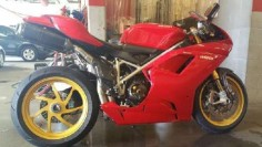 Check out this 2009 Ducati Superbike 1198 S listing in Stoughton, MA 02072 on  It is a Sportbike Motorcycle and is for sale at $10995.