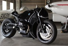 Cherry's BMW R Nine T Highway Fighter ~ Return of the Cafe Racers