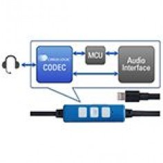 Cirrus Logic MFi Headset Development Kit Simplifies Design of Lightning-Based Audio Accessories