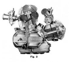 Classic Ducati Desmo