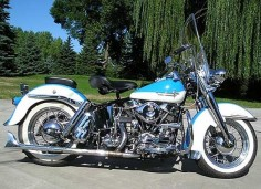 Classic #Harley Davidson Motorcycles Totally beautiful