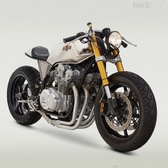 """Classified Moto Honda CB """"Superstrada - via Bike EXIF"""