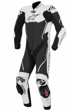 Combinezon Alpinestars Atem Black/White