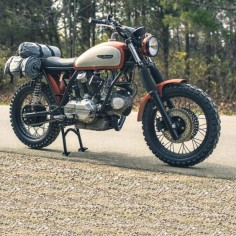 combustible-contraptions:  Ducati 860 Tracker | Scrambler | Super Scrambler | Analog