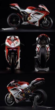 Conoce la nueva MV Agusta F4RC 2015