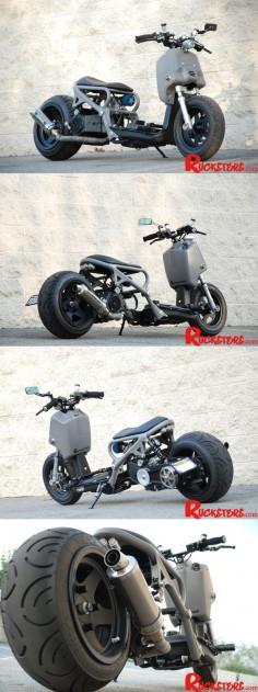 cool scooter stuff!