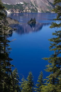 Crater Lake National Park ~ Oregon