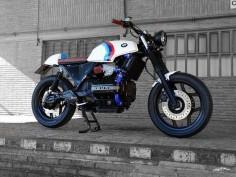 #CRB_107 - Cafe Racer Bikes, taller motos | BMW K75 - Estilo Cafe Racer ---- Cafe Racer Bikes workshop | BMW K75 - Cafe Racer Style