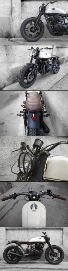CRD | Honda CB 750 KZ | CRD#11 - Black Cream >>
