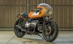 CRD#64 - CafeRacerDreams's BMW R100 hommage to the R90S. Frankly I'd prefer this one over the original!