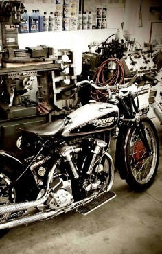 Crocker Motorcycles are made to lust over