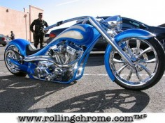 Custom American Chopper -