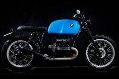 Custom BMW R80 Bratstyle by Tarmac Custom Motorcycles
