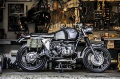 Custom BMW R80 by Moto Sumisura - Bikers Cafe
