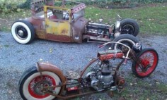 Custom Culture, chopper, bobber, custom motorcycles |