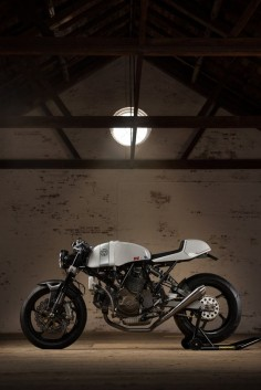 Custom Ducati Motorcycle 3