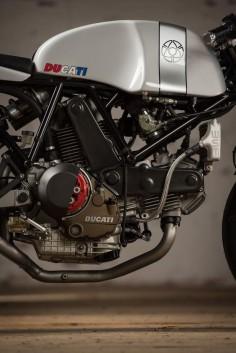 Custom Ducati Motorcycle 5