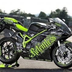 Custom Ducati!