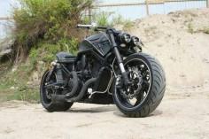 Custom Harley Davidson V-Rod