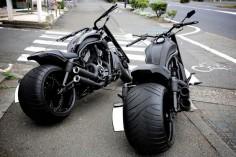Custom Harley Night Rods