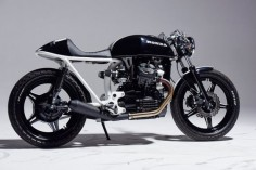 Custom Honda CX500 by Eastern Spirit Garage.