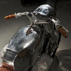 Custom Moto Guzzi 850T