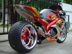 custom r1, custom hayabusa