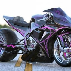 Custom Sports Bike- yes yes yes yes YESSSSS!!!!  Everything, even down to that rear tire!