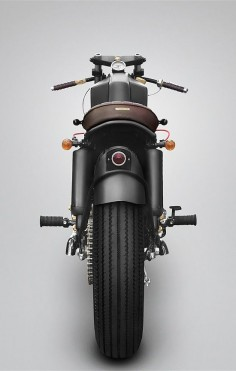 Custom Yamaha XS650 by Thrive Motorcycle