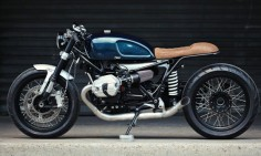 Customized BMW R nineT