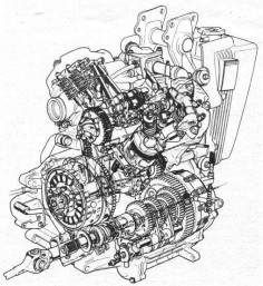 CX 500