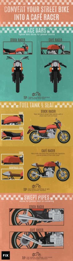 cx 500Convert your street bike into a cafe racer! #motorcycles #mechanics #diy