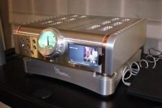Dan D'Agostino MLife amplifier