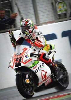 Danilo Petrucci Octo Pramac Racing Bike: Ducati