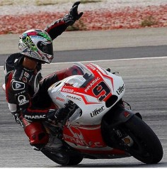 Danilo Petrucci Pramac Ducati 2015