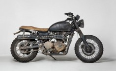 David Beckham Rides Custom Triumph Bonneville into Amazon Rainforest -  News