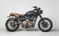 David Beckham Rides Custom Triumph Bonneville into Amazon Rainforest -  News