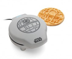 Death Star Waffle Maker #fathersday #starwars