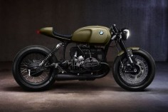 Developed in collaboration with BMW Motorrad designer Julian Weber, the Diamond Atelier BMW Mark II Series Motorcycle puts a charismatic spin on the 2-Valve Monolever. The bike comes with either an 800 or 1,000cc engine, and is available in